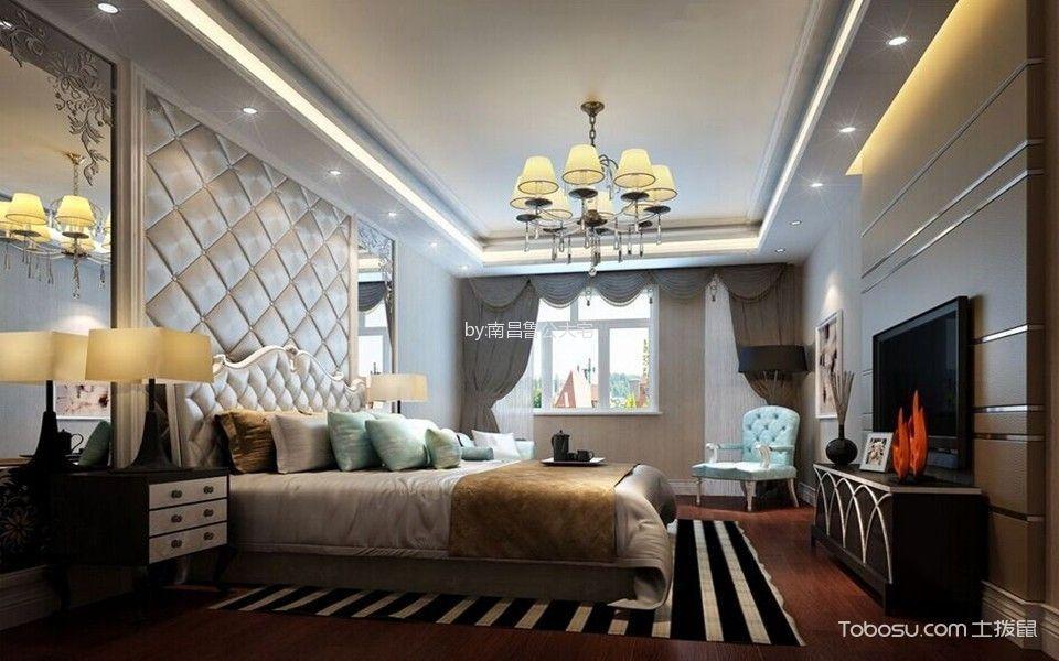 晓港名城六期134平港式简约风格家装设计效果图图片