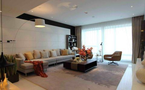 现代简约风格家庭两居室装修图片欣赏