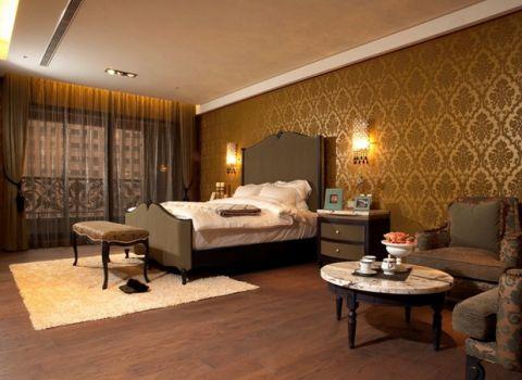 格调兰庭欧式风格三居室设计图片