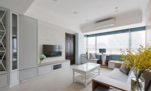 三江花园简单风格舒适家居装修案例图