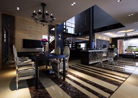 金狮家园简欧风格别墅设计图片