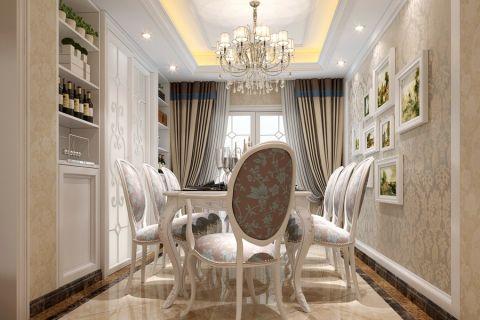 本方案以简约欧式风格进行的诠释,客餐厅以及卧室全部以黄色的色调进行,即温馨又时尚,本案全屋现场定制,名副其实现代家装的样板展示。