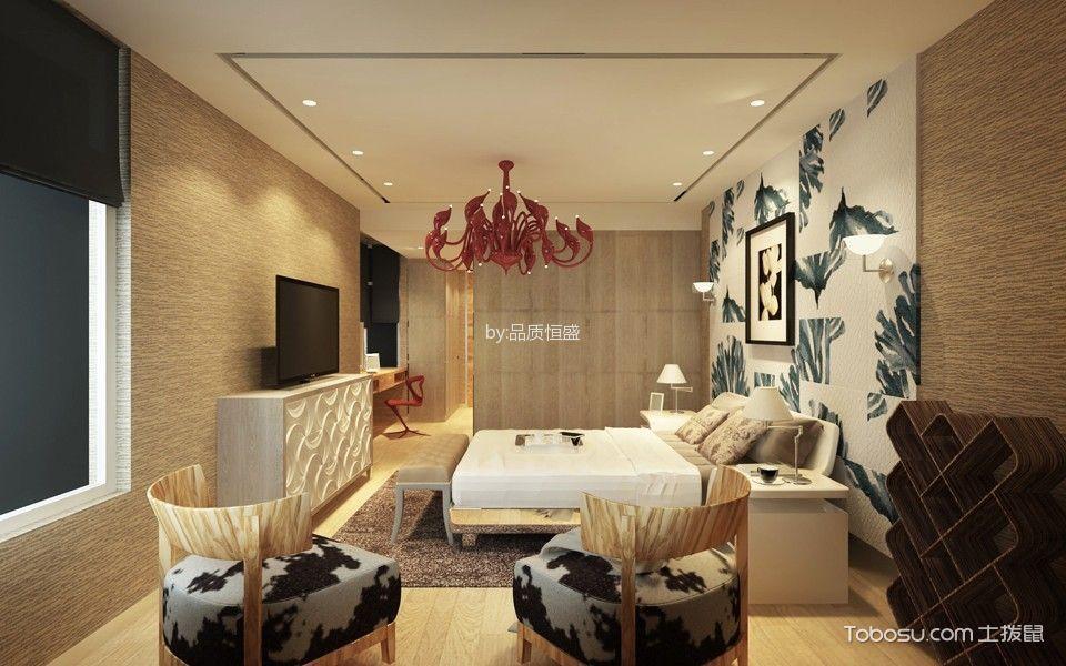 无锡私宅现代简约风格家居套房装修案例