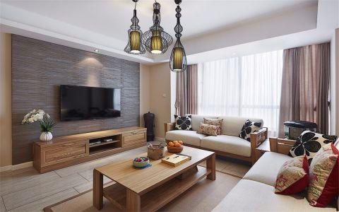 2021现代80平米设计图片 2021现代二居室装修设计
