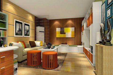 金域华府现代简约公寓设计图
