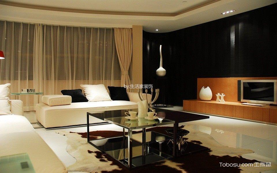 现代简约套房装修效果图案例