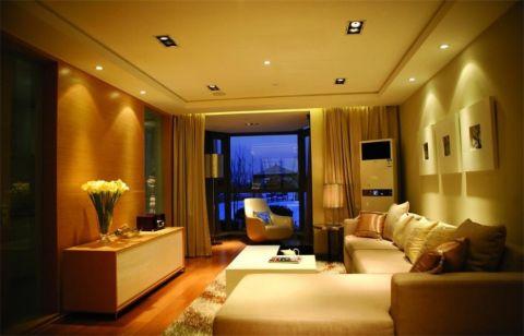 现代家居装饰风格效果图