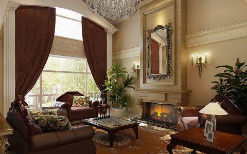 威尼斯水城现代欧式风格别墅设计