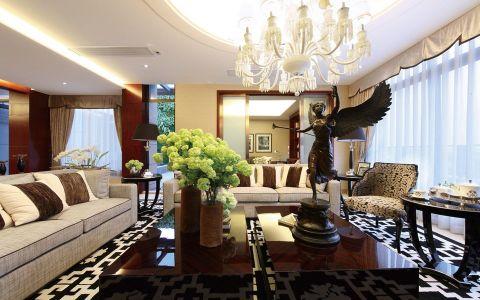 古典现代风格套房装修效果图