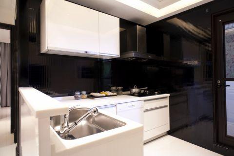 厨房古典风格装修效果图