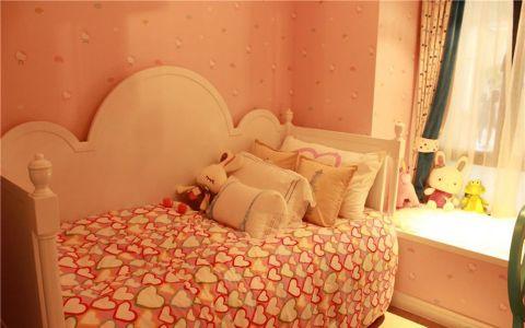 儿童房简约风格装饰设计图片