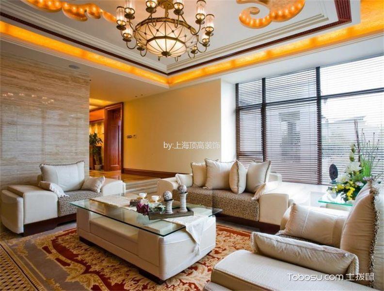 上海欧式古典别墅装修效果图