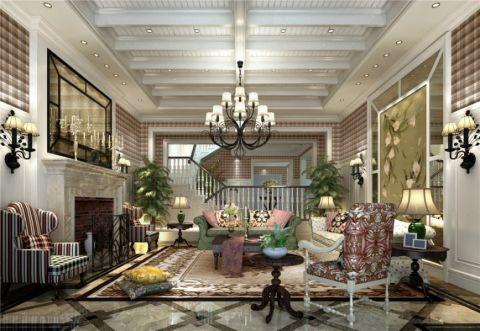紫云台美式风格别墅案例图片