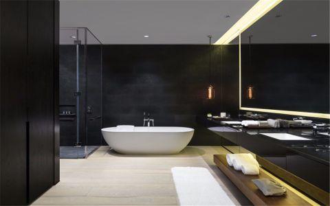 质感舒适酒店装修设计效果图