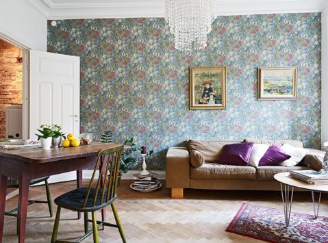 2020北欧90平米效果图 2020北欧二居室装修设计