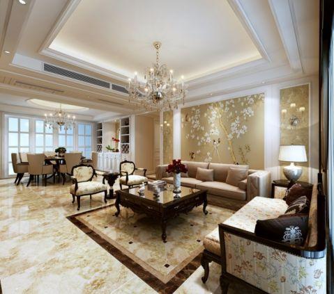 九方城现代简欧风格套房装修设计