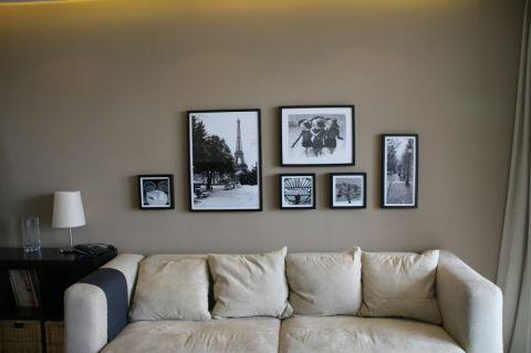 时尚简约之美三居室装修图片