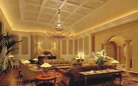 欧式风格豪华大别墅设计