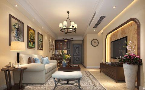御城美式风格公寓装修设计