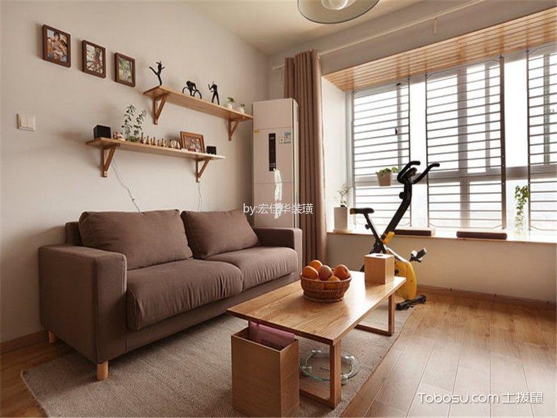 2020简单90平米效果图 2020简单套房设计图片