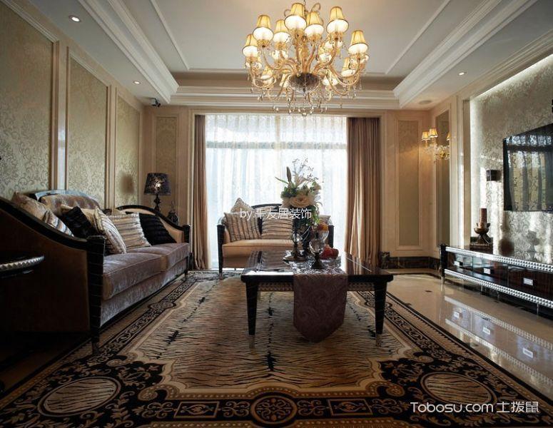 2021新古典70平米设计图片 2021新古典套房设计图片