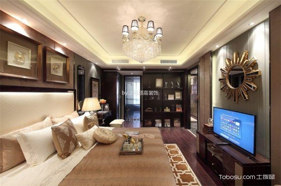 卧室博古架古典风格装修图片