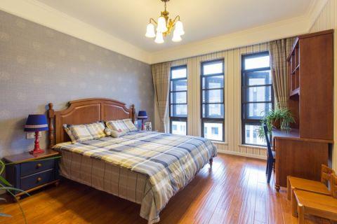 2019美式240平米装修图片 2019美式三居室装修设计图片