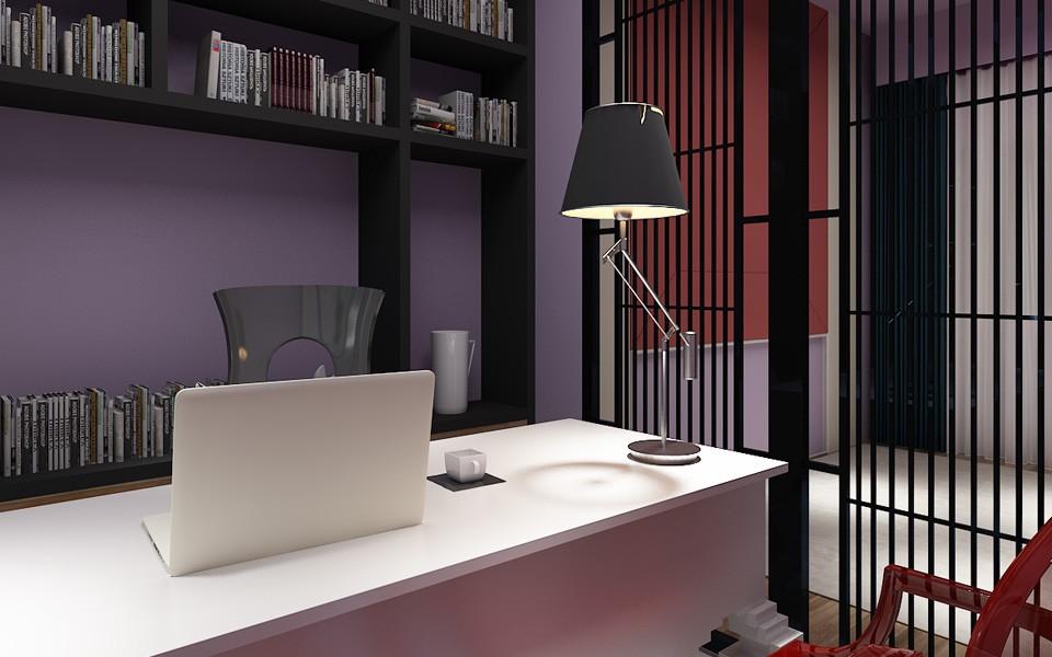 2室1卫1厅60平米简约风格