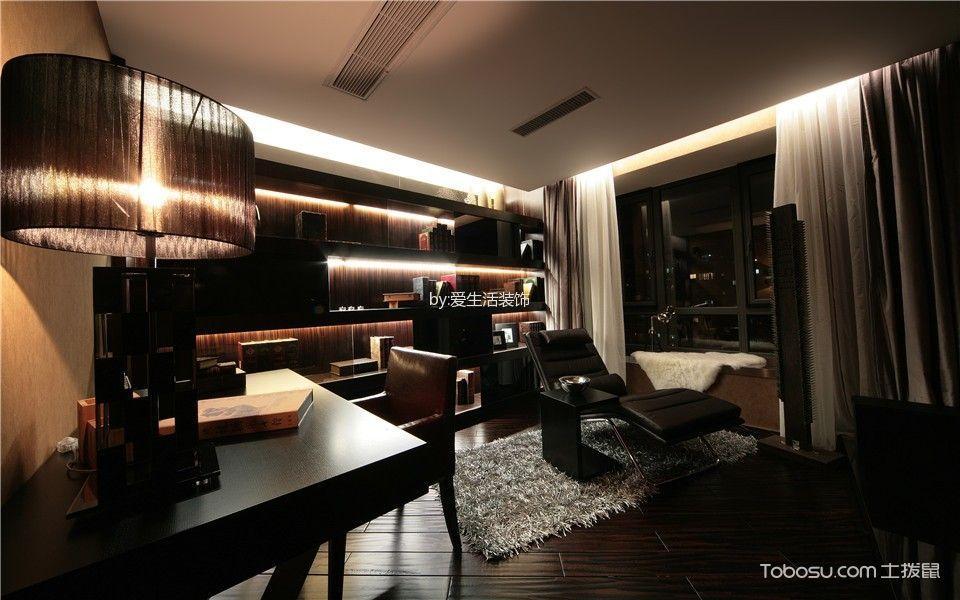 现代风舒适家居装修效果图