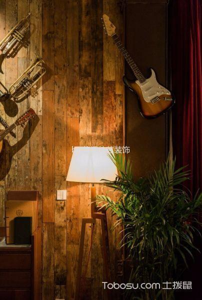 酒吧背景墙装饰实景图片