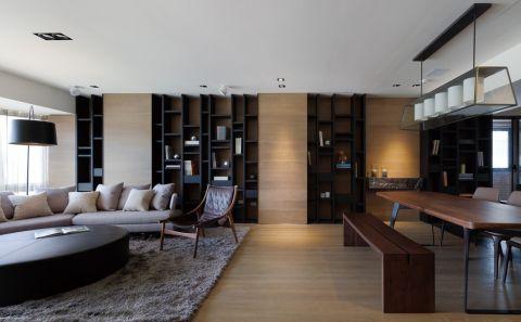 2019简约100平米图片 2019简约一居室装饰设计
