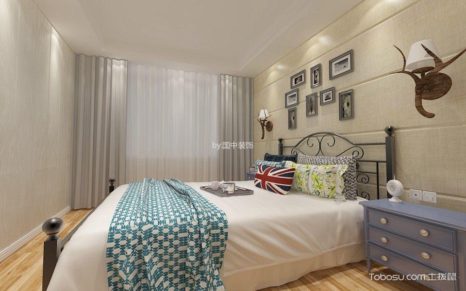 鑫苑名家两室两厅90平米白色现代简约