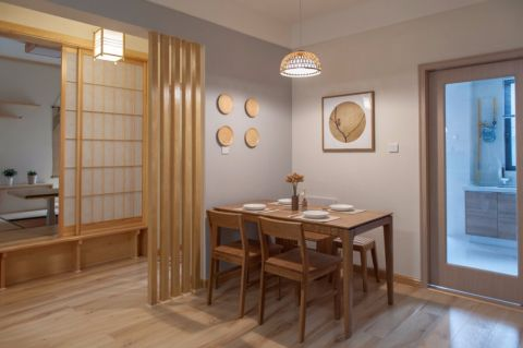 2019简单100平米图片 2019简单三居室装修设计图片