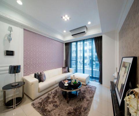 2018古典110平米装修图片 2018古典三居室装修设计图片