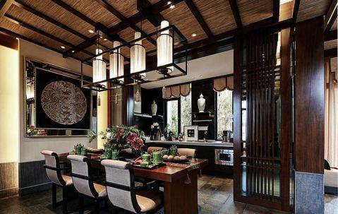 东南亚餐厅装潢图片