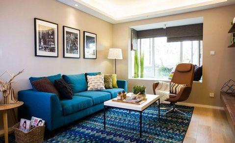 简约风格设计三居室装修图片