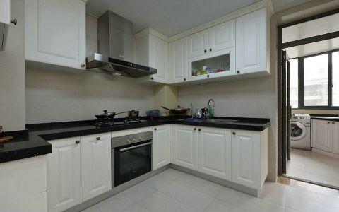 美式小厨房装修设计