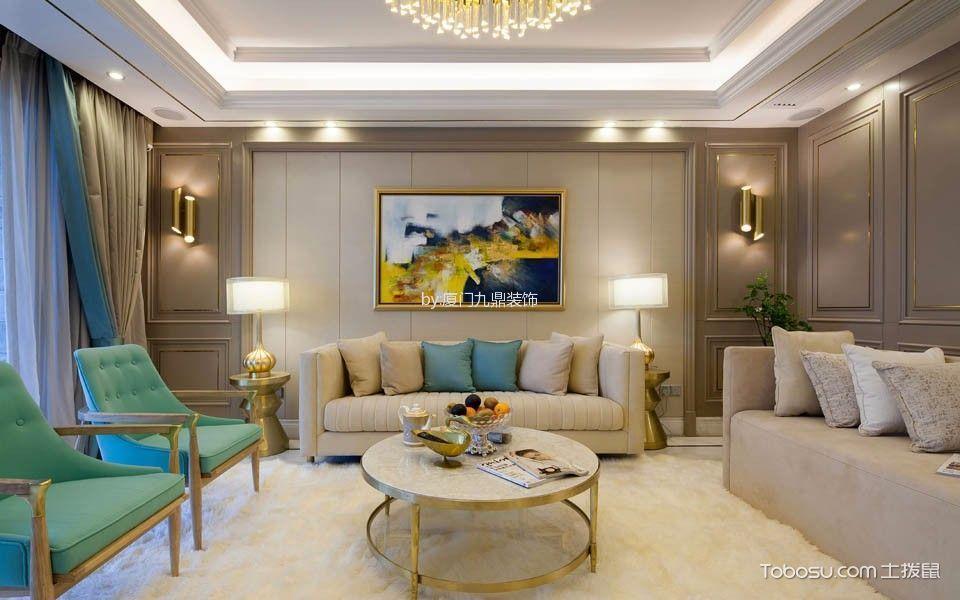 2021新古典240平米装修图片 2021新古典套房设计图片