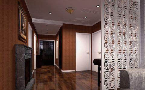 万达文化旅游城三室两厅北欧风情装修效果图