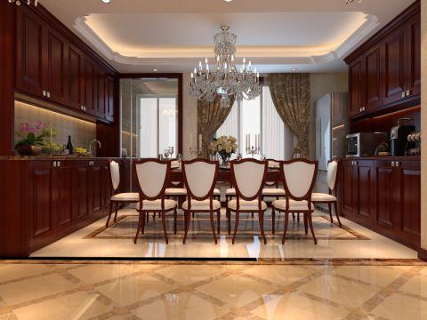 2020欧式90平米效果图 2020欧式一居室装饰设计