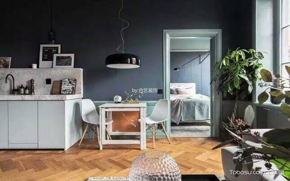 2021现代欧式90平米装饰设计 2021现代欧式三居室装修设计图片