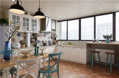 厨房北欧风格装修效果图