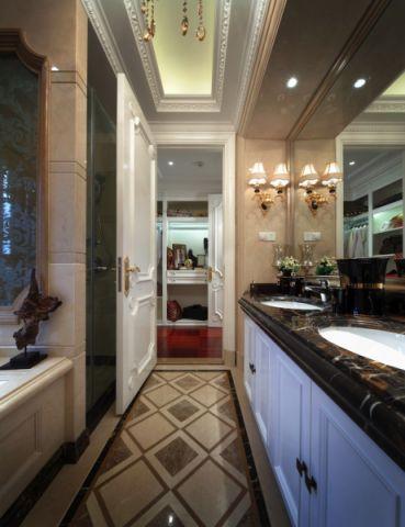 厨房吊顶洛可可风格装潢设计图片
