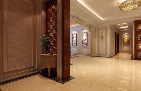 玄关欧式风格装饰设计图片