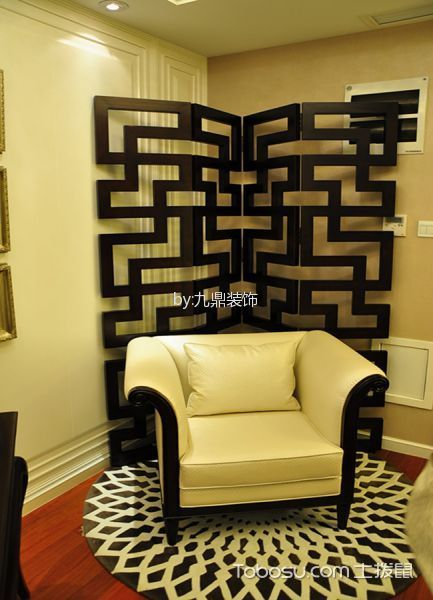 2020现代欧式卧室装修设计图片 2020现代欧式博古架装修设计图片