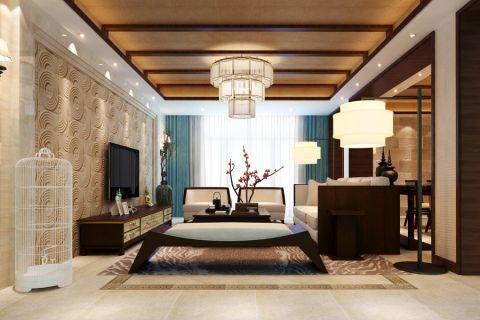 美加印象东南亚风格设计效果图