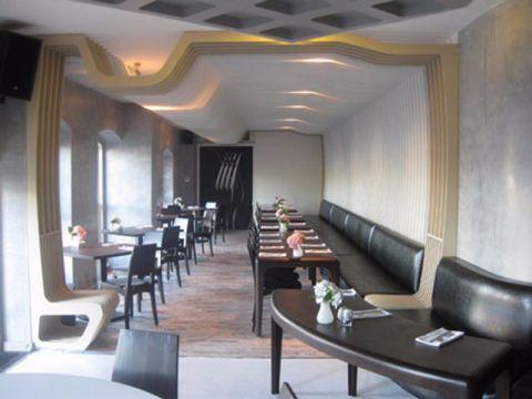 餐厅工装装修效果图欣赏