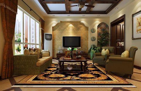 林枫花园美式风格设计图片