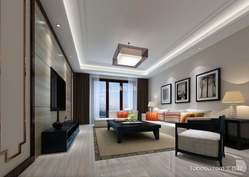 惠州190平方自建房平层装修效果