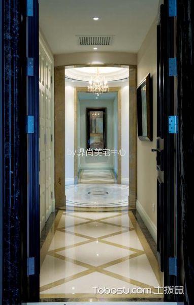 杭州风雅乐府120平米新古典风格效果图